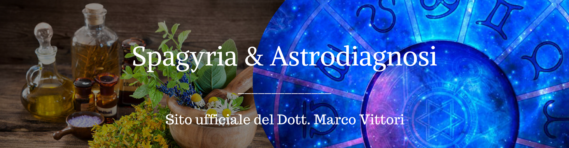 Spagyria & Astrodiagnosi